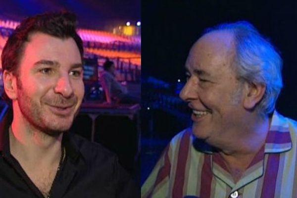 Michaël Youn et Maxime Le Forestier participent à la série de concerts