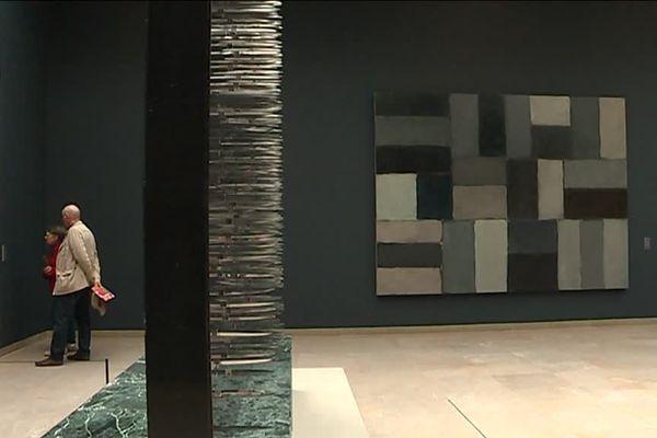 """L'exposition """"MURS"""" au Musée des Beaux Arts de Caen jusqu'au 18 septembre."""