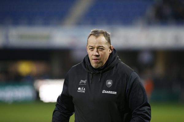 Jono Gibbes est le nouvel entraîneur de l'ASM Clermont Auvergne, a annoncé le club sur son site ce jeudi 22 avril.