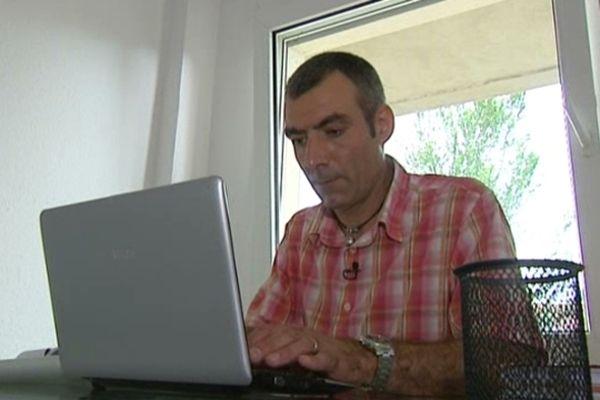 Matthieu Melchiori est aussi un chef d'entreprise