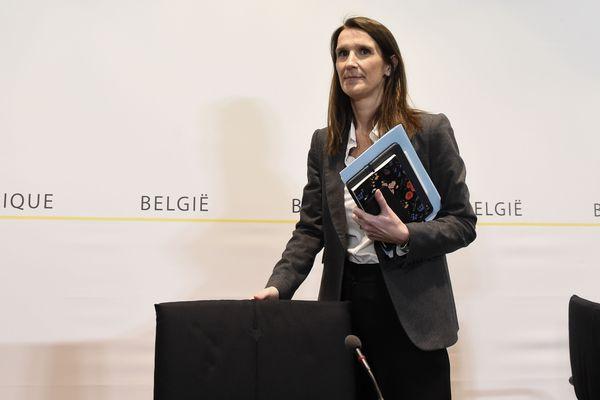 La Première ministre de la Belgique a annoncé le confinement ce mardi lors d'une conférence de presse