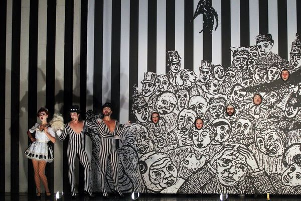 Réalisation Nicolas Foulon - Coproduction : Palazzetto Bru Zane/Fondazione Teatro La Fenice / Oxymore avec la participation de France Télévisions