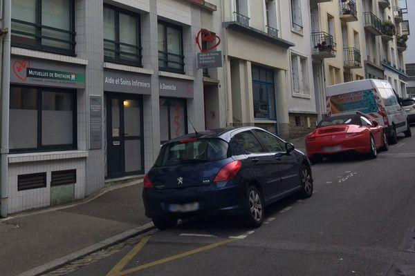 Les Mutuelles de Bretagne à Brest.