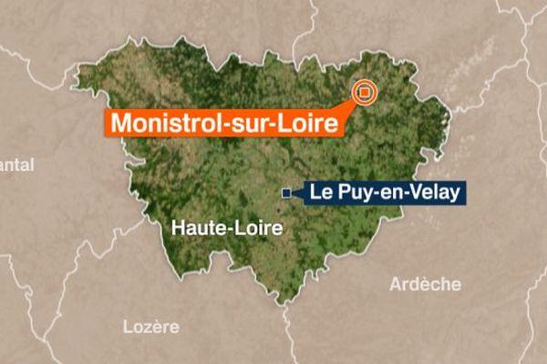 Un incendie a ravagé une habitation à Monistrol-sur-Loire (Haute-Loire). Trois personnes ont été relogées.