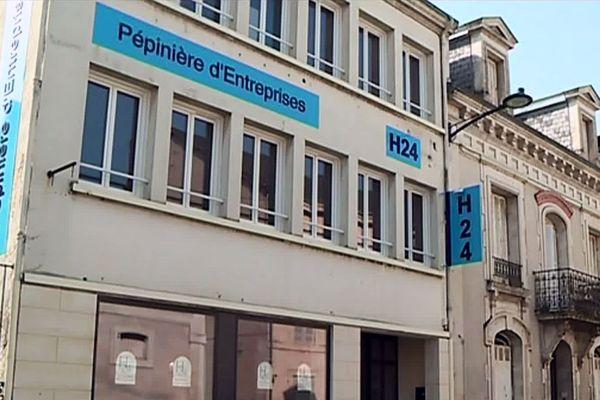 La pépinière d'entreprises H24 se propose de recevoir une centaine de start-up d'ici deux ans, un coup de pousse souvent indispensable pour des entrepreneurs qui débutent