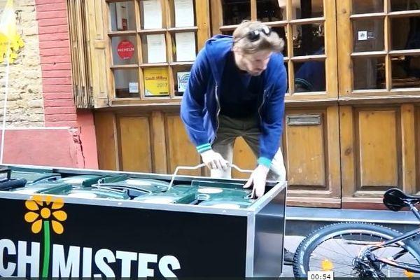 Les Alchimistes veulent réenchanter la ville de Toulouse et transformer les déchets en ressource