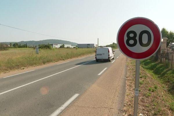 138Km/h au lieu de 80 Km/h sur la RN 94 entre Gap et Briançon.