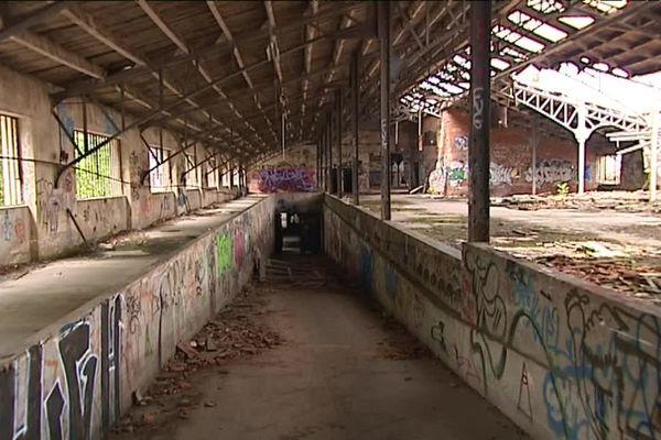 Aujourd'hui en friche, le secteur des Docks de Blois va être profondément rénové.