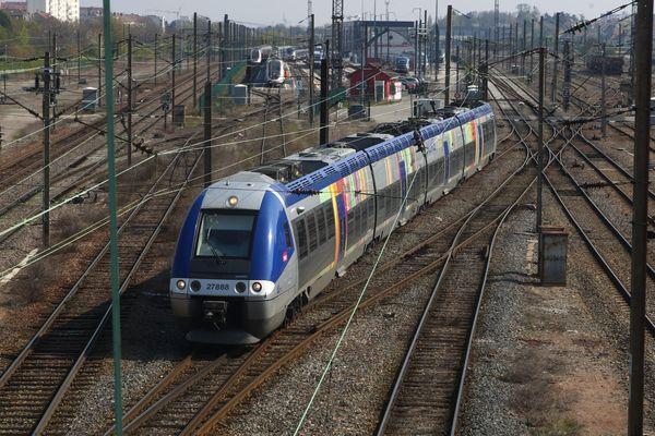 Une quarantaine de trains a été impacté, avec des retards allant de quelques minutes à 1h30, pour les gares de Lyon Part Dieu et Perrache.