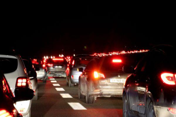 Croisilles : un automobiliste meurt dans un accident de voiture sur l'A1