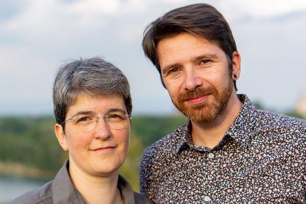 Brigitte Gothière et Sébastien Arsac, les co-fondateurs de L214 ont porté loin leur association née en Auvergne-Rhône-Alpes.