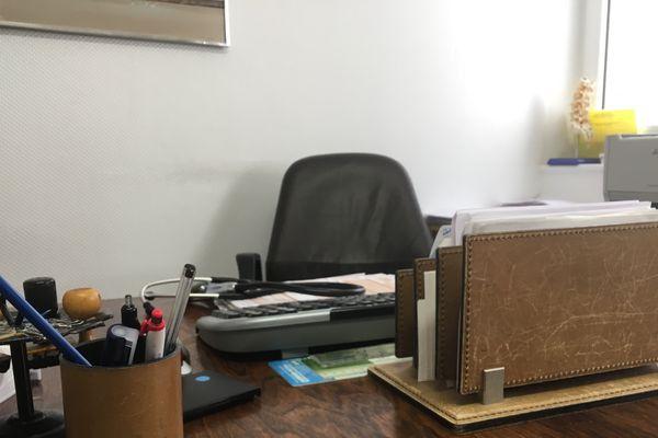 Le siège du docteur Meunier restera vide à partir d'octobre.