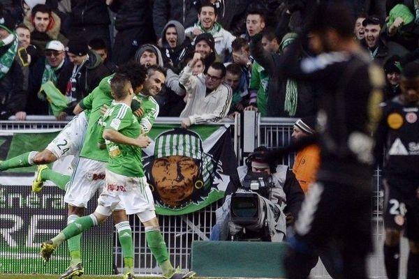 Loïc Perrin a marqué deux des quatre buts de la rencontre.