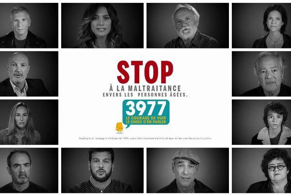Le 3977, un numéro qui permet d'alerter sur les maltraitances que peuvent subir nos aînés.