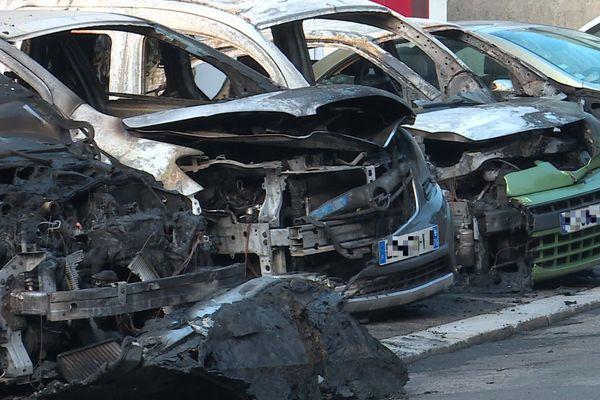 Le Havre : voitures incendiées dans le centre-ville dans la nuit du 21 au 22 septembre 2020