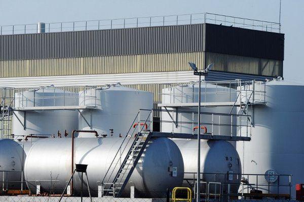 L'usine Aprochim à Grez-en-Bouere en Mayenne