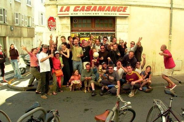 La Casa, bar, concert, bouffe et gros son en plein centre-ville de La Rochelle