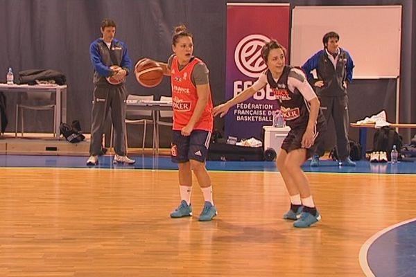 Six basketteuses du Tango Bourges Basket sélectionnées en équipe de France