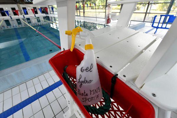 En Franche-Comté, les dates de réouverture des piscines varient d'un établissement à un autre.