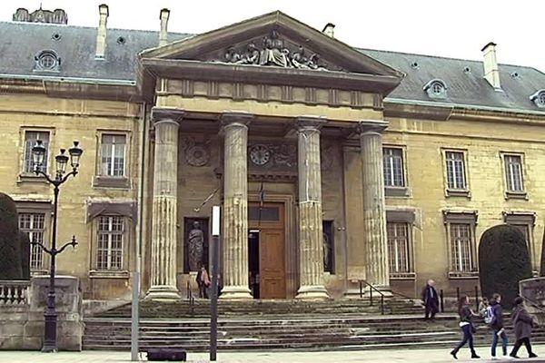 Le Tribunal de grande instance de Reims