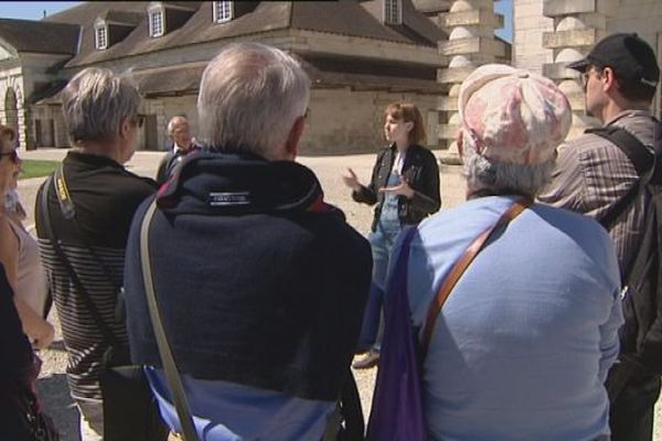 La Saline d'Arc-et-Senans accueille près de 110 000 visiteurs par an
