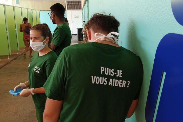 """Au total, 56 postes de """"job d'été"""" ont été proposés dans la commune d'Eybens (Isère)."""