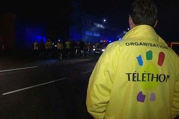 Le Téléthon est un grand marathon caritatif en faveur de la recherche sur les maladies rares.