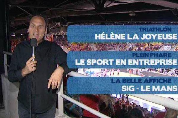 Manuel Goetz présente La route des sports