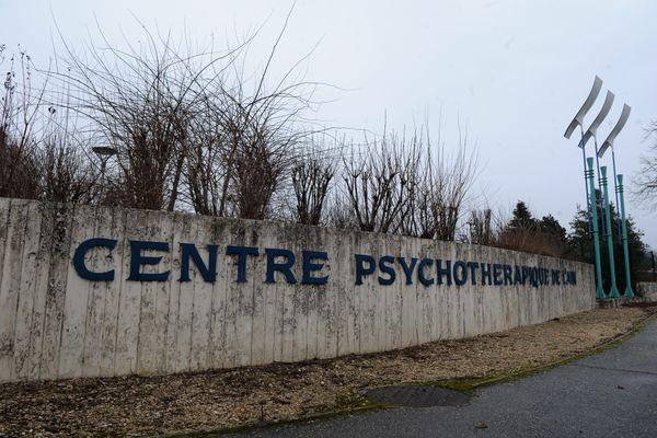 Centre Psychothérapique de l'Ain, CPA de Bourg-en-Bresse.