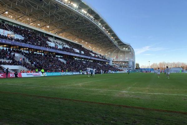 Le public du stade de Beaublanc aura eu le droit aux prolongations et aux tirs au but pour ce match Trélissac - OM.
