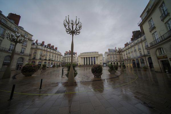 Au programme ce mercredi en Pays de la Loire : de la pluie et de grosses rafales de vent.