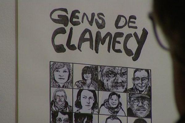 """Le festival """"Résistance d'hier et d'aujourd'hui"""" de Clamecy dans la Nièvre propose des concerts, des films, des conférences et des expositions notamment de BD."""