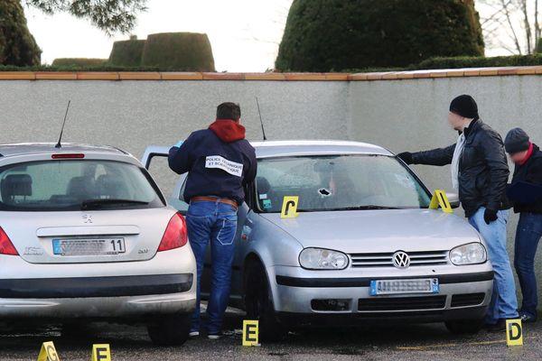 Néman Ayad, un jeune homme de 19 ans avait été abattu au fusil de chasse dans la nuit du 1er au 2 février 2014 devant le cimetière de la Conte à Carcassonne. Deux autres hommes avaient été blessés