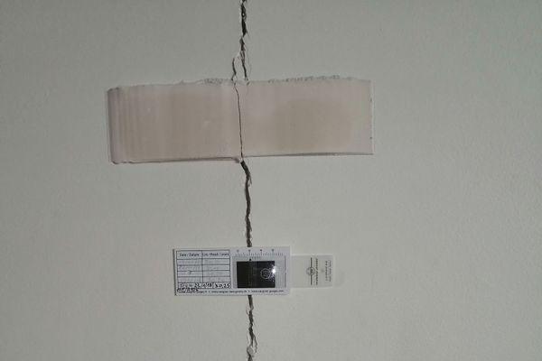 Suite à l'apparition de fissures dans le bâtiment Philippe Canton du CHRU, la CFDT demande une expertise.