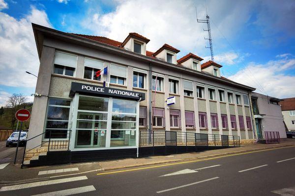 """Une centaine de fonctionnaires travaillent au commissariat de Vesoul, dont 57 policiers dits """"de terrain"""". Un effectif en baisse continue depuis plusieurs années."""