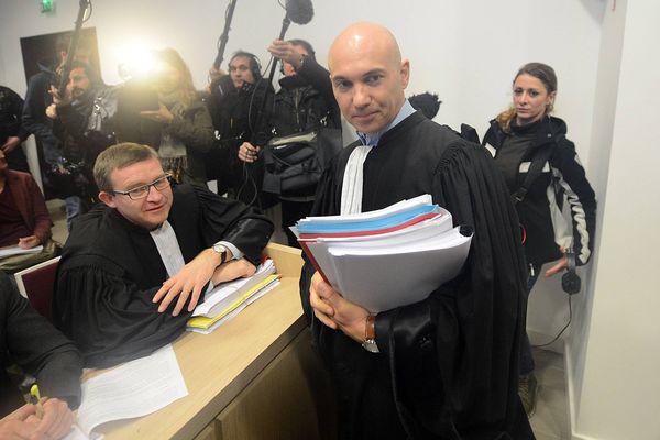 Jacques Verdier ce jeudi matin au Tribunal administratif de Nantes