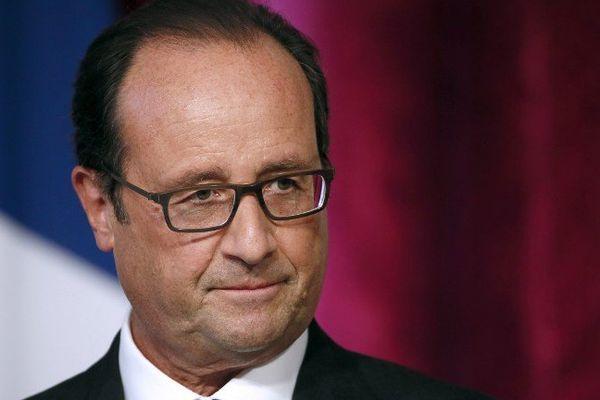 """Le président François Hollande a exprimé """"la solidarité de la Nation""""."""