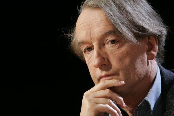 Patrick Grainville a été élu à l'Académie française le 8 mars dernier.