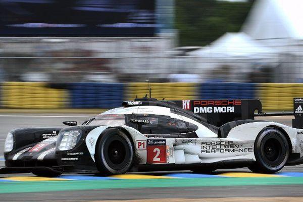 La Porsche n°2 s'impose aux 24 heures du Mans 2016