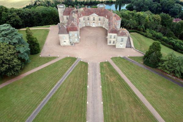Le château de Ray-sur-Saône appartient au département de la Haute-Saône après une donation.