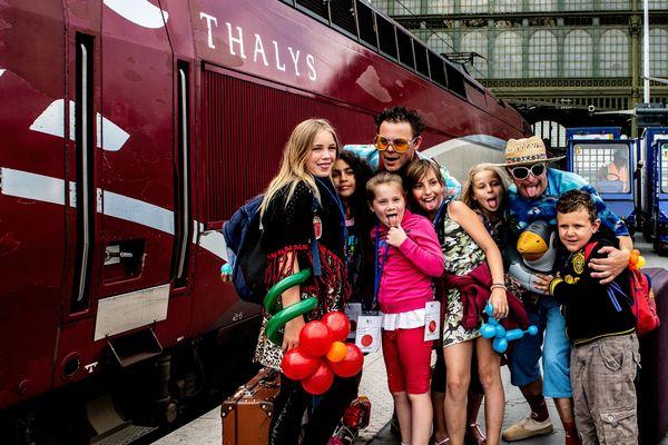 Des enfants partent 3 semaines à Amsterdam grâce au Secours Populaire