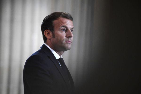 Emmanuel Macron se assistera à la 17e étape du Tour de France en Savoie.