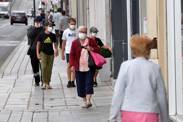 Masque obligatoire dans 69 communes de Mayenne depuis le 3 août 2020