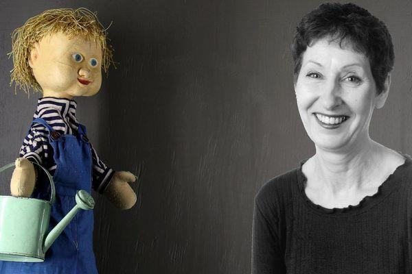 Danielle Bouvret, cofondatrice de la compagnie de marionnettes Les Manches à balais