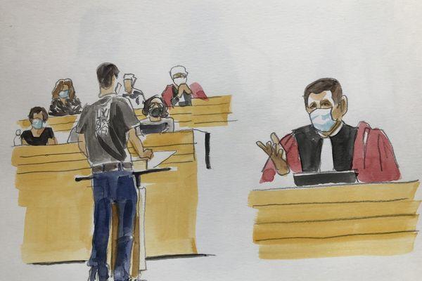 L'homme qui a découvert le corps de Patricia Bouchon témoigne devant la cour d'assises du Tarn