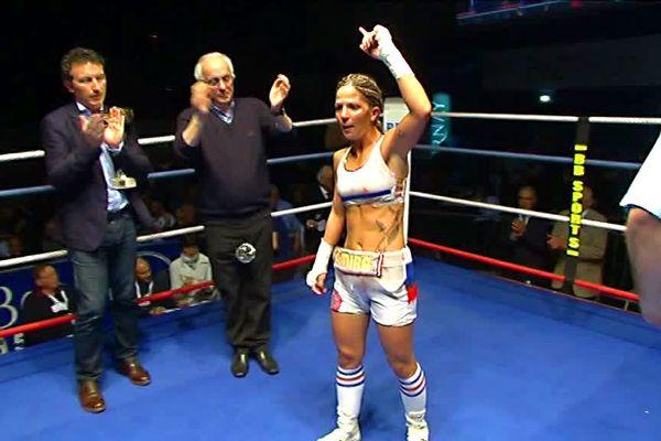 La boxeuse Amira Hamzaoui perd son titre de championne du monde
