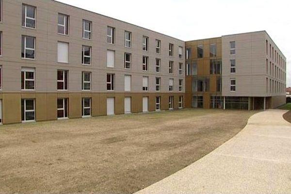 La nouvelle résidence universitaire Georges Bernanos à Arras