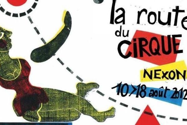 Une partie de l'affiche de l'édition 2012.