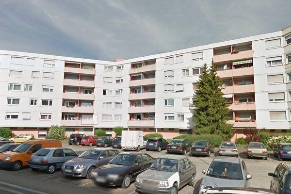 Le suspect a vécu dans le quartier du Marais à Schiltigheim