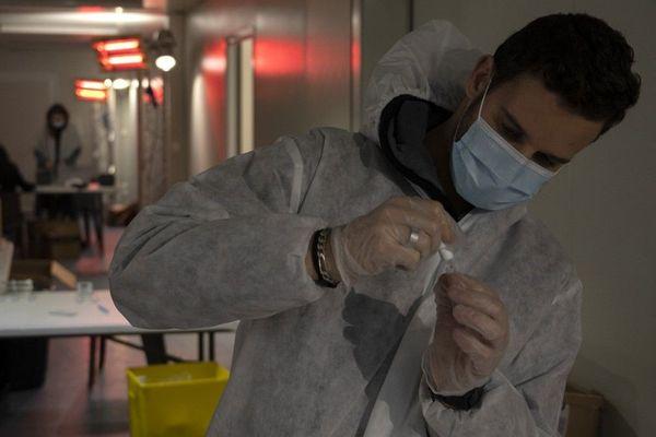 Au 28 décembre, la Corse compte trois patients en réanimation suite à une infection au Covid19.